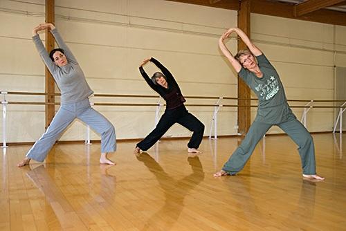 stretching-etirement