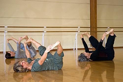 stretching-pieds