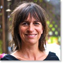 Angélique Fournier, professeur de Stretching Postural dans le Languedoc