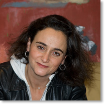 Emmanuelle Coffrant, professeur de Stretching Postural dans le Languedoc